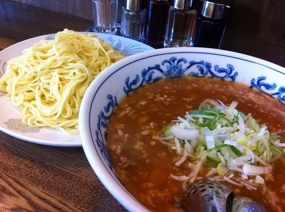 宮崎台駅の伝説の坦々麺 「榮照(えいしょう)」